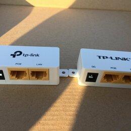 Аксессуары для сетевого оборудования - POE инжектор TP-Link DC POE LAN, сплиттер, 0