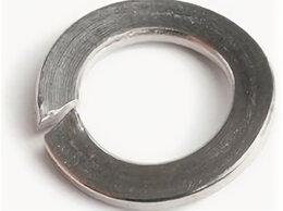 Шайбы и гайки - S+P Шайба-гровер пружинная выпуклая DIN 128 Ф5 мм, 0