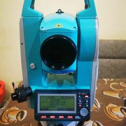 Измерительные инструменты и приборы - Тахеометр Sokkia set530r, 0