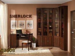 Шкафы, стенки, гарнитуры - Библиотека Sherlock (Шерлок). Компоновка 1, 0