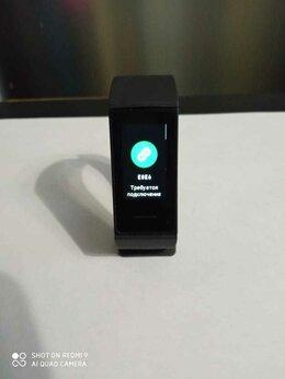 Умные часы и браслеты - Фитнес браслет Mi Smart Band 4C, 0