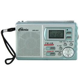 Радиотюнеры - Карманный приемник Ritmix (полный диапазон FM) (New), 0