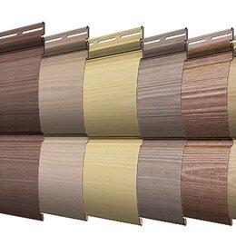 Сайдинг - Блокхаус LUX Wood Slide, 0