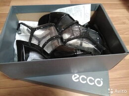 Босоножки - Продам босоножки кожаные лакированные ecco, 0