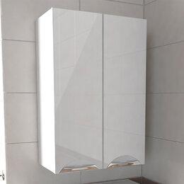 Шкафы, стенки, гарнитуры - Настенный шкаф в ванную Emmy Рокси 50, 0