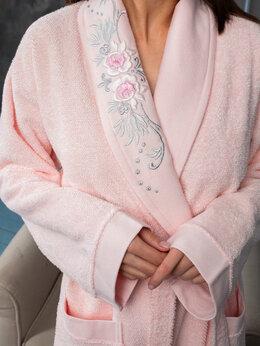 Домашняя одежда - Халаты махровые 🛁, 0