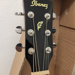 Акустические и классические гитары - Электроакустическая гитара Ibanez pc15ecent Grand Concert Body NEW!, 0