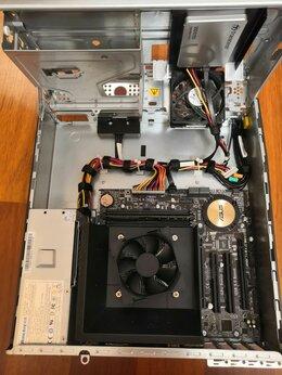 Настольные компьютеры - Тихий и производительный компьютер, 0