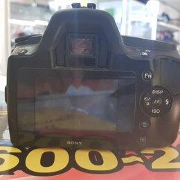 Фотоаппараты - Зеркальная фотокамера Sony dslr-A290, 0