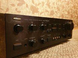 Усилители и ресиверы - Усилитель Victor A-X900 Made in Japan, 0