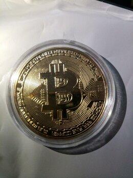Монеты - Монета биткоин, 0