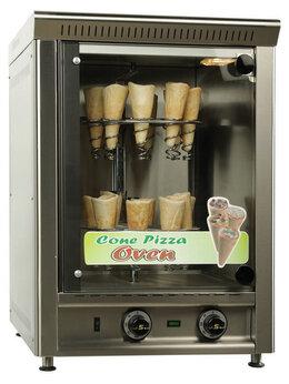 Жарочные и пекарские шкафы - Печь ротационная для коно-пиццы Kocateq FPE2, 0