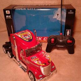 Радиоуправляемые игрушки - Тягач на радио-управлении, 0