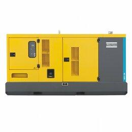 Электрогенераторы - Дизельный генератор Atlas Copco QES 125, 0