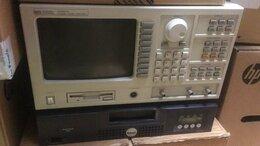 Лабораторное оборудование - Анализатор сигналов HP 35665A, 0