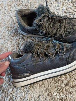 Кроссовки и кеды - кроссовки утепленные, 0