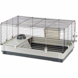 Сельскохозяйственные животные - Клетка для кроликов KROLIK - Клетки, 0