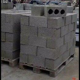 Строительные блоки - Блоки строительные, Керамзитоблоки заводские с…, 0