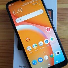 Мобильные телефоны - HTC Wildfire E1 3/32 черный, 0