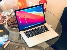 Ноутбуки - MacBook Pro 15 Retina а1398 Nvidia 750M, 0