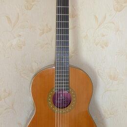 Акустические и классические гитары - Винтажная гитара Suzuki Takeharu G-200 1975 год, 0