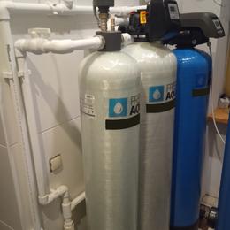 Фильтры для воды и комплектующие - Система водоочистки / Система умягчения воды, 0