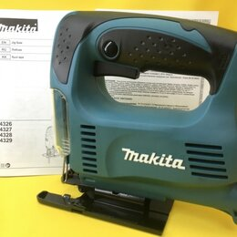 Лобзики - Электрический лобзик Makita 4326, 0