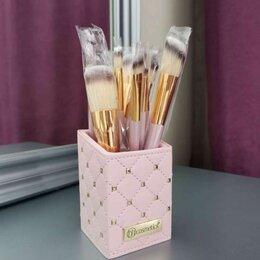Аксессуары - Набор кистей для макияжа с подставкой bh cosmetics, 0