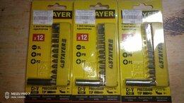 Для дрелей, шуруповертов и гайковертов - Набор бит MASTER 12 предметов STAYER 2609-H12_z01, 0