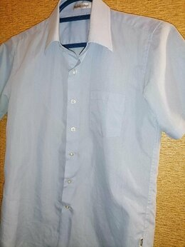 Рубашки - Рубашка с коротким рукавом , 0