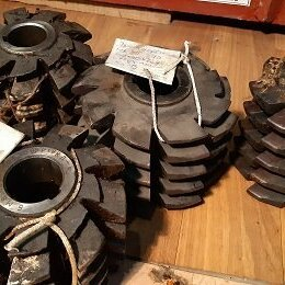 Наборы инструментов и оснастки - Металлорежущие инструменты советских времен, 0