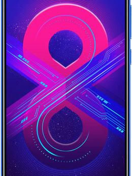 Мобильные телефоны - Смартфон Honor 8X 4/128GB Blue, 0