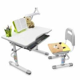 Компьютерные и письменные столы - Комплект парта + стул Set-10, 0