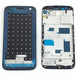 Прочие запасные части - Рамка под дисплей для Huawei G8 черная, 0