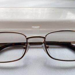 Очки и аксессуары - Очки с диоптриями +1,25, 0