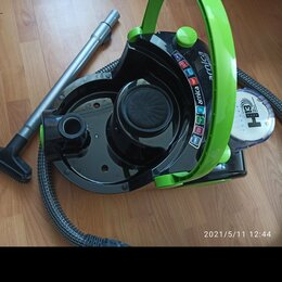 Пылесосы - Пылесос с аквафильтром Arnica Bora 4000, 0