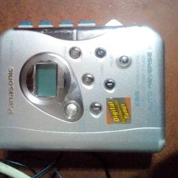 Цифровые плееры - Кассетный стерео плеер Panasonic RQ-CR18V, 0
