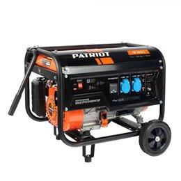 Электрогенераторы - Генератор бензиновый Patriot GP 3810L 474101545, 0