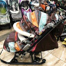 Коляски - Санки коляска Ника Детям 7, 0