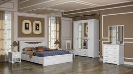 Шкафы, стенки, гарнитуры - Шкаф Афродита 4-х дверный с декоративным…, 0