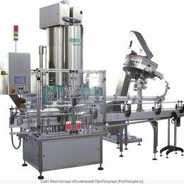 Прочее оборудование - Линия розлива растительного масла, 0