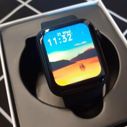 Умные часы и браслеты - Смарт Часы Apple Watch 6, 0