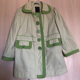 Куртки - Ветровка жакет женский с рукавом 3/4 размер 42, 0