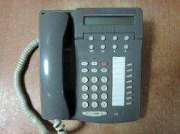 VoIP-оборудование - Цифровой телефон Avaya 6408D+ (черный), 0