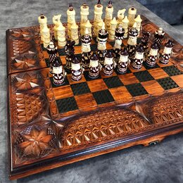 Настольные игры - Шахматы ♟ нарды Шашки , 0