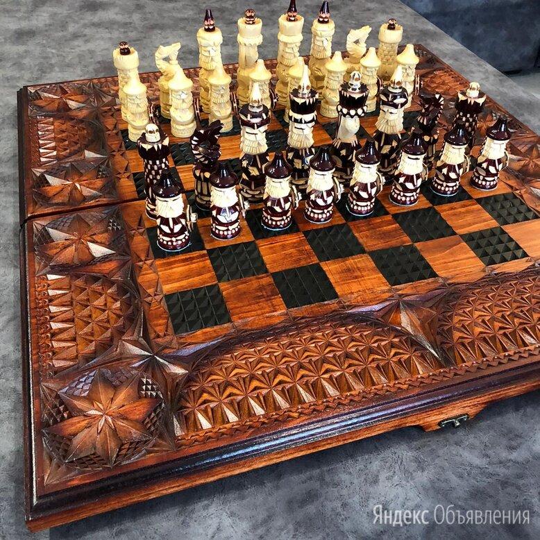 Шахматы ♟ нарды Шашки  по цене 13500₽ - Настольные игры, фото 0