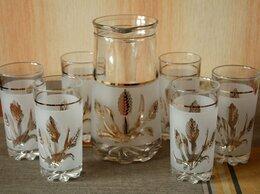 Бокалы и стаканы - Изысканный набор стекло Италия. Новый, 0