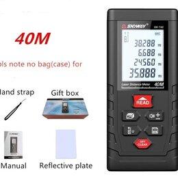 Измерительные инструменты и приборы - Рулетка лазерная, дальномер, уровень, указка…, 0