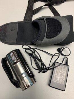 Видеокамеры - Видеокамера Panasonic HC-V500, 0