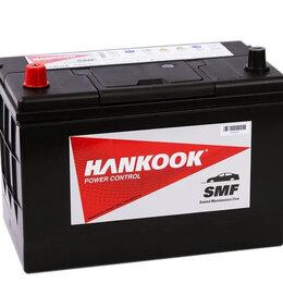 Аккумуляторы  - Аккумулятор автомобильный HANKOOK 6СТ-100.0…, 0